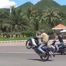 Xuất hiện tình trạng đua xe trái phép trên các tuyến đường du lịch tại Bình Thuận