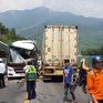 Tai nạn giao thông tại hầm Hải Vân khiến 13 người bị thương