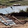 Yên Bái: 276 ngôi nhà bị hư hại do lốc xoáy và mưa đá