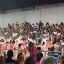 Sập khán đài lễ hội Carnival tại Argentina, hàng chục người bị thương