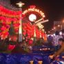 Khai mạc đêm hội hoa đăng Hà Tiên