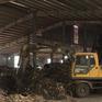 Nhà máy xử lý rác gây ô nhiễm, người dân lập chốt chặn trước cổng