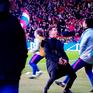Diego Simeone lý giải về hành động ăn mừng phản cảm