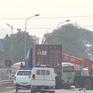 Nguyên nhân ban đầu vụ tai nạn liên hoàn trên đại lộ Thăng Long