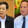 Khởi tố, bắt tạm giam 2 nguyên Bộ trưởng Bộ TT-TT Nguyễn Bắc Son và Trương Minh Tuấn