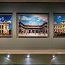 Chiêm ngưỡng không gian nghệ thuật độc đáo trong tòa nhà Quốc hội