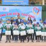 Cùng em đến trường: Trao tặng 500 suất quà cho học sinh nghèo vượt khó tỉnh Hải Dương