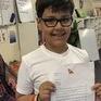 Sửng sốt với cách giám đốc hãng hàng không Mỹ trả lời thư của cậu bé 10 tuổi