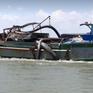 Chìm tàu ngoài huyện Cần Giờ, 1 thuyền viên mất tích