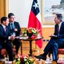 Quan hệ Đối tác toàn diện Việt Nam – Chile tiếp tục phát triển tích cực trên các lĩnh vực