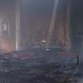 Cháy nhà thờ ở Hà Tĩnh, toàn bộ tài sản bị thiêu rụi