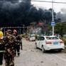 Vụ nổ nhà máy phân bón ở Trung Quốc tạo nên trận động đất nhỏ