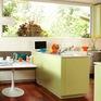 Trang trí phòng ăn đơn giản, mang sắc thái của nhiều phong cách