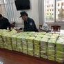 Đường đi của đường dây vận chuyển 300kg ma túy vào Việt Nam