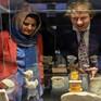 Bảo tàng Iraq trưng bày hàng nghìn cổ vật bị đánh cắp