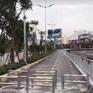 Đường đi bộ ven sông Tô Lịch: Dựng 3 lớp rào chắn ngăn xe máy