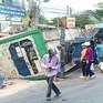 Đồng Tháp: TNGT nghiêm trọng, 3 người thiệt mạng