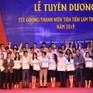 Hà Nội: Tuyên dương 352 thanh niên tiên tiến làm theo lời Bác