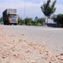 Quảng Ngãi: Mất an toàn giao thông từ xe chở gỗ dăm