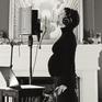 Alanis Morissette mang thai lần 3