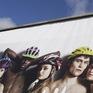 Độc đáo chiến dịch tuyên truyền đội mũ bảo hiểm tại Đức