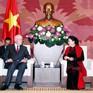 Chủ tịch Quốc hội Nguyễn Thị Kim Ngân tiếp đoàn đại biểu Thượng nghị sĩ Mỹ