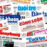 Quy hoạch lại để đảm bảo tốt hơn quyền tự do báo chí