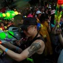 Hàng nghìn khách du lịch tham gia ngày hội té nước lớn nhất Thái Lan