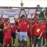 Giải bóng đá mở rộng tại Đại học Quốc gia Đài Loan (Trung Quốc)