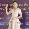 Á hậu Mâu Thủy bất ngờ làm giám khảo vòng casting Hoa hậu Bản sắc Việt toàn cầu 2019