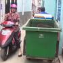 Bất cập trong chuyển đổi phương tiện thu gom rác