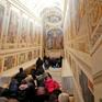 Vatican mở cửa Cầu thang Thánh sau 300 năm