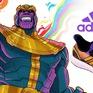 Adidas tung ra giày Thanos phiên bản giới hạn