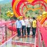 Cầu kính 5D đầu tiên ở Việt Nam