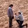 Những màn cầu hôn lãng mạn có 1 không 2
