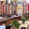 Phó Chủ tịch nước Đặng Thị Ngọc Thịnh tiếp đoàn đại biểu được tặng Giải thưởng Vừ A Dính