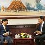 Lào đánh giá cao đóng góp của cộng đồng người Việt
