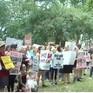 Mỹ: Hàng trăm người biểu tình phản đối việc thông qua đạo luật cấm phá thai