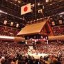 Giới Sumo Nhật Bản chuẩn bị đón Tổng thống Mỹ