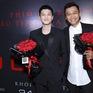 """Xuân Nghị, Huỳnh Anh lịch lãm trên thảm đỏ trong ngày ra mắt phim """"Vô gian đạo"""""""