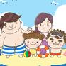 [INFOGRAPHIC] 10 điều cha mẹ cần lưu ý khi cho trẻ đi tắm biển mùa hè