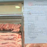 Thịt lợn sạch bệnh được tiêu thụ mạnh tại Nha Trang