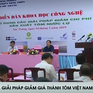 Tôm Việt Nam có giá thành sản xuất gần như cao nhất thế giới