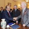 Thủ tướng Nguyễn Xuân Phúc gặp những người bạn Nga