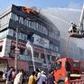 Điều tra vụ cháy trung tâm thương mại ở Ấn Độ