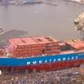 Nga hạ thủy tàu phá băng chạy bằng năng lượng hạt nhân