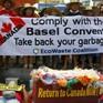 Philippines cấm giới chức chính phủ đến Canada