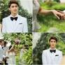 """Bộ ảnh cưới đẹp mê mẩn của An Chi - Nam Phong trong """"Mối tình đầu của tôi"""""""