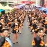 Lễ hội nhảy truyền thống tại Bolivia