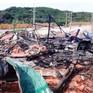 Điều tra nguyên nhân vụ cháy thùng xăng ở Khánh Hòa
